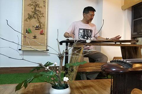 三亚鹿城琴社古琴传习